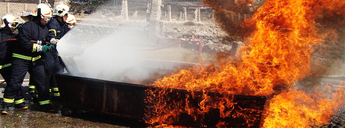 Avanzado en Lucha Contra Incendios