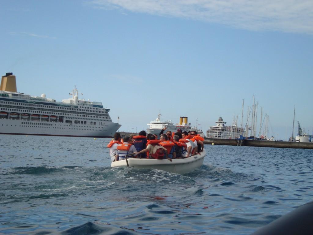 Bote de Rescate No Rápidos